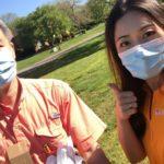 Picture of Dr. Hongwei Xin and Rachel Rui