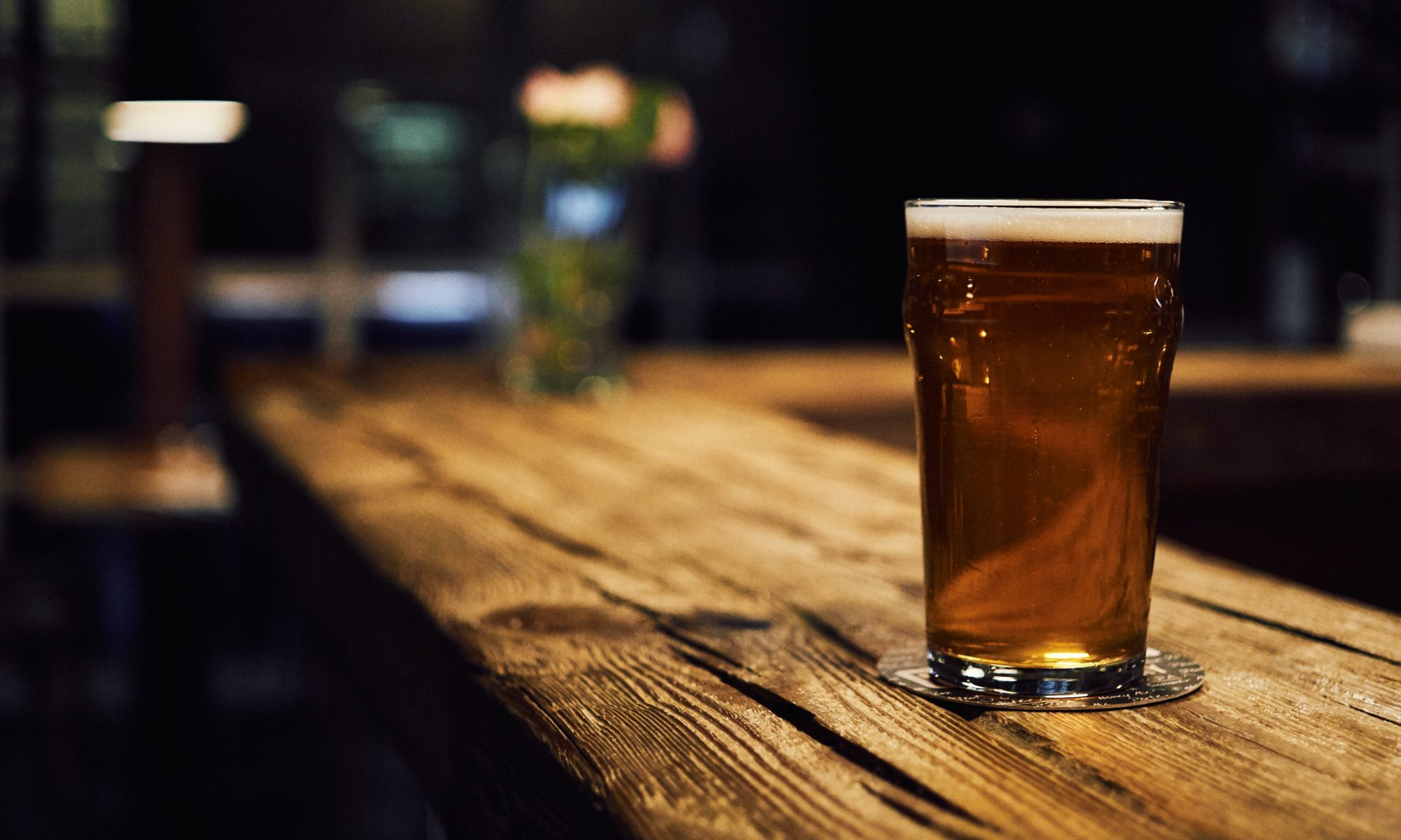 Picture of glass of beer