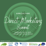 Agriculture Direct Marketing Summit Graphic