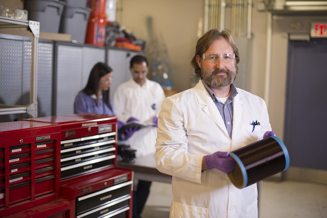 David Harper Center for Renewable Carbon